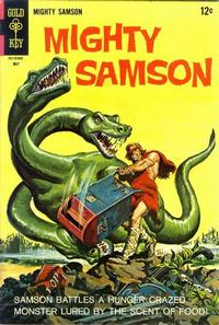 Cover Thumbnail for Mighty Samson (Western, 1964 series) #14