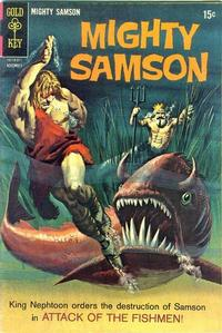 Cover Thumbnail for Mighty Samson (Western, 1964 series) #20