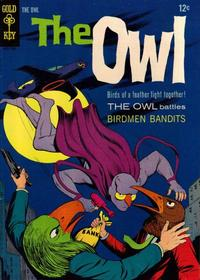 Cover Thumbnail for The Owl (Western, 1967 series) #1