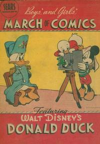 Cover Thumbnail for March of Comics (Western, 1946 series) #[4] [Sears Logo]