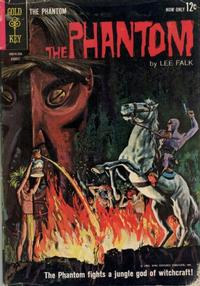 Cover for The Phantom (1962 series) #4