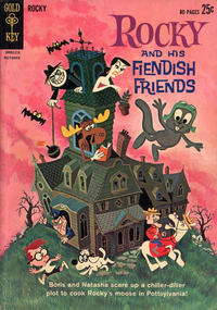 Cover Thumbnail for Rocky and His Fiendish Friends (Western, 1962 series) #1