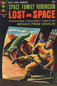 Cover for Space Family Robinson (1962 series) #23