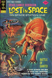 Cover Thumbnail for Space Family Robinson (Western, 1962 series) #41
