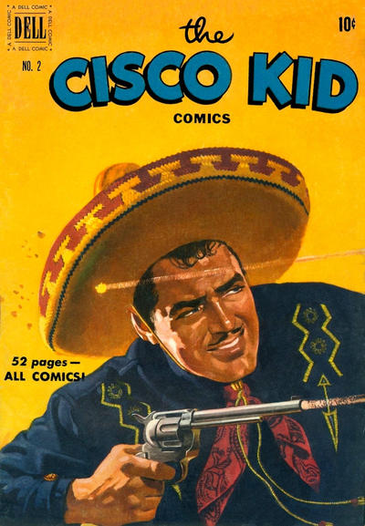 Cover for The Cisco Kid (1951 series) #2