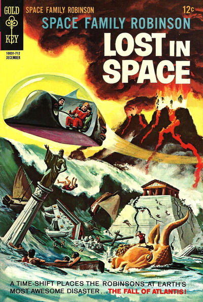 Cover for Space Family Robinson (1962 series) #25