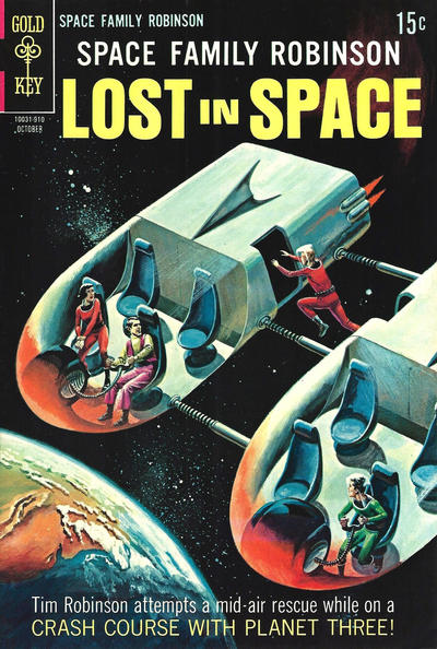 Cover for Space Family Robinson (1962 series) #36