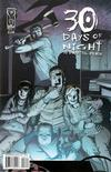 Cover for 30 Days of Night: 30 Days &#39;Til Death  (2008 series) #3 [Retailer Incentive Cover]