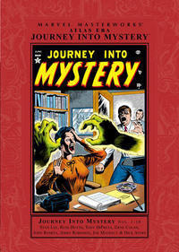 Cover Thumbnail for Marvel Masterworks: Atlas Era Journey Into Mystery (Marvel, 2008 series) #1 [Regular Edition]