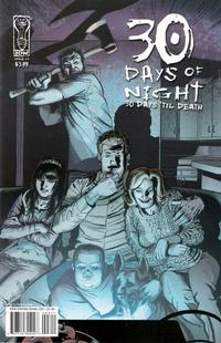 Cover Thumbnail for 30 Days of Night: 30 Days 'Til Death (IDW, 2008 series) #3 [Standard Cover]
