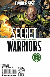 Cover Thumbnail for Secret Warriors (Marvel, 2009 series) #2
