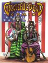 Cover for Grateful Dead Comix (Kitchen Sink Press, 1991 series) #3