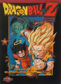 Cover Thumbnail for Dragon Ball Z (Bonnier Carlsen, 2005 series) #9