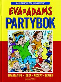Cover Thumbnail for Eva & Adams partybok (Bonnier Carlsen, 1999 series) #[nn]