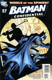 Cover Thumbnail for Batman Confidential (DC, 2007 series) #27
