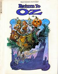 Cover Thumbnail for Walt Disney Pictures' Return to Oz (Scholastic Book Services, 1985 series)