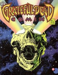 Cover for Grateful Dead Comix (1991 series) #7