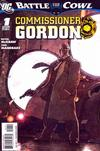 Cover for Batman: Battle for the Cowl: Commissioner Gordon (DC, 2009 series) #1