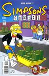 Cover for Simpsons Comics (Bongo, 1993 series) #151