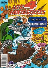 Cover Thumbnail for Los 4 Fantásticos (Planeta DeAgostini, 1983 series) #88