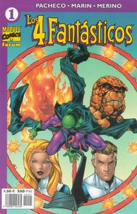 Cover Thumbnail for Los 4 Fantásticos (Planeta DeAgostini, 2001 series) #1