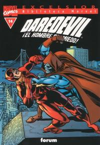 Cover Thumbnail for Biblioteca Marvel: Daredevil (Planeta DeAgostini, 2001 series) #14