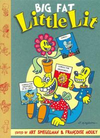 Cover for Big Fat Little Lit (2006 series) #[nn]
