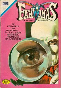 Cover Thumbnail for Fantomas (Editorial Novaro, 1969 series) #25