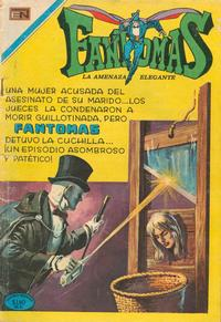 Cover Thumbnail for Fantomas (Editorial Novaro, 1969 series) #30