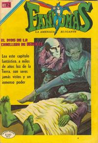 Cover Thumbnail for Fantomas (Editorial Novaro, 1969 series) #43