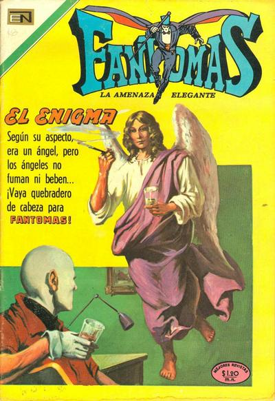 Cover for Fantomas (1969 series) #40