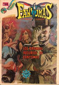 Cover Thumbnail for Fantomas (Editorial Novaro, 1969 series) #153