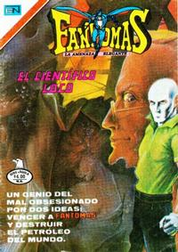 Cover Thumbnail for Fantomas (Editorial Novaro, 1969 series) #395