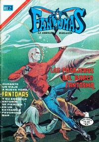 Cover Thumbnail for Fantomas (Editorial Novaro, 1969 series) #398