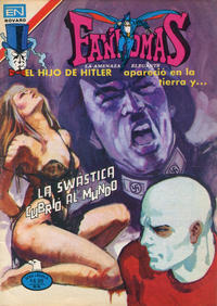 Cover Thumbnail for Fantomas (Editorial Novaro, 1969 series) #413