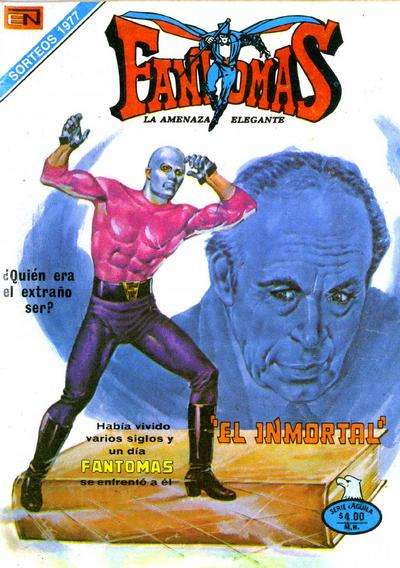 Cover for Fantomas (1969 series) #348