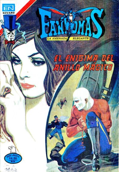 Cover for Fantomas (1969 series) #410