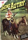 Cover for Gene Autry (Editorial Novaro, 1954 series) #67