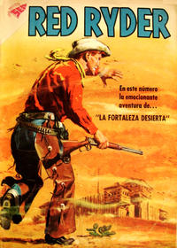 Cover Thumbnail for Red Ryder (Editorial Novaro, 1954 series) #56