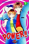 Cover for Power!! (Bonnier Carlsen, 2005 series) #5