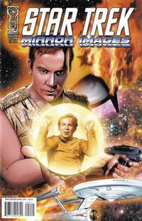 Cover for Star Trek: Mirror Images (2008 series) #2 [Cover A - Joe Corroney]