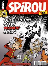 Cover Thumbnail for Spirou (Dupuis, 1947 series) #3624