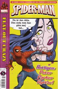 Cover Thumbnail for Spider-Man (Schibsted, 2007 series) #2/2009