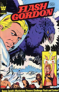 Cover Thumbnail for Flash Gordon (Western, 1978 series) #35