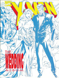 Cover for X-Men: The Wedding Album (Marvel, 1994 series) #1