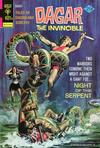 Cover Thumbnail for Tales of Sword and Sorcery Dagar the Invincible (1972 series) #9 [Gold Key]