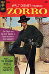 Cover for Walt Disney Presents Zorro (Western, 1966 series) #7