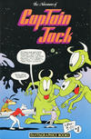 Cover for The Adventures of Captain Jack (Fantagraphics, 1986 series) #1