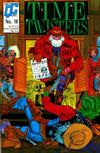 Cover for Time Twisters (Fleetway/Quality, 1987 series) #10