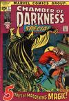 Cover for Chamber of Darkness Special (Marvel, 1972 series) #1